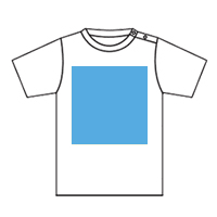 Baby tshirt front