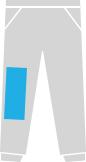 Sweat pants front