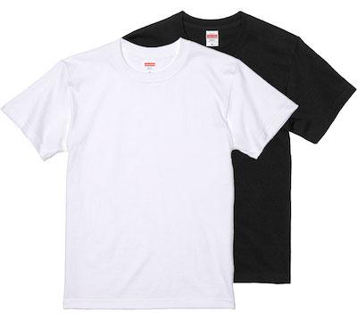 【シルクプリント専用】即日Tシャツ