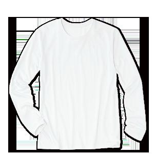 スリムロングTシャツ