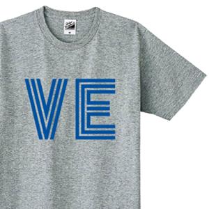 VE とデザインした、オリジナルTシャツ