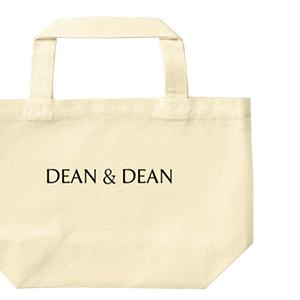 DEAN&DEANとデザインした、オリジナルトートバッグ