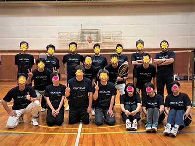 OB・OG会で作製!チームTシャツ・部活Tシャツ制作事例