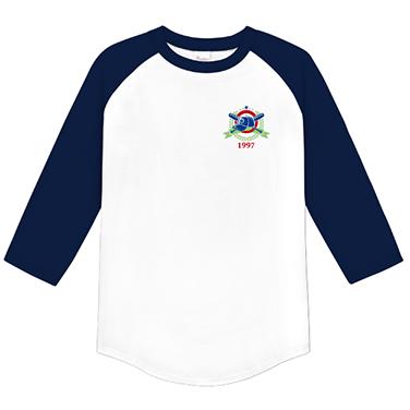 「エンブレム」オリジナル草野球チームTシャツ
