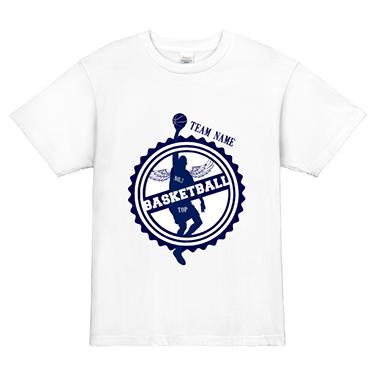 「BASKET ANGEL」オリジナルバスケチームTシャツ