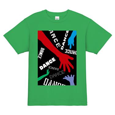 「Hands!」オリジナルダンスチームTシャツ