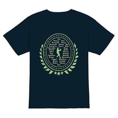 「チーム」オリジナルテニスチームTシャツ