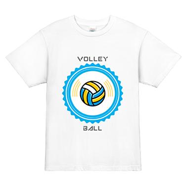 「RING」オリジナルバレーボールチームTシャツ