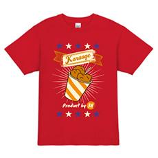屋台・文化祭のクラスTシャツ