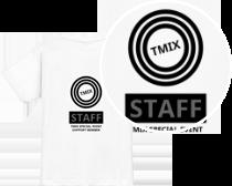 サークルSTAFF Tシャツデザイン