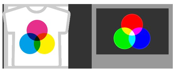 実際の印刷とモニタ上での見え方は異なります