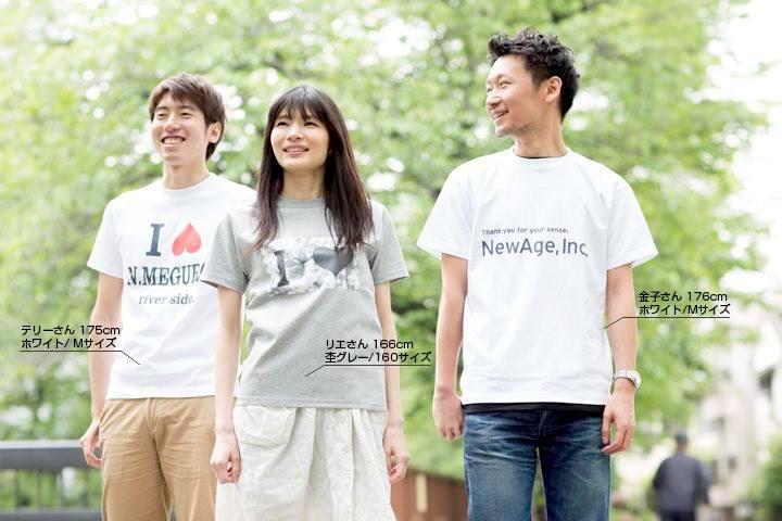 定番Tシャツ(男女兼用)