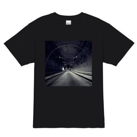 future(未来)|フォトTシャツ
