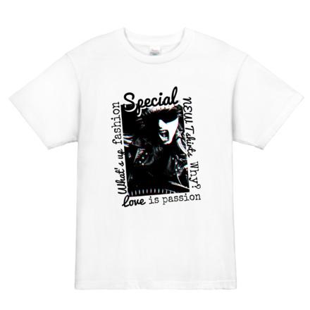 passion(情熱)|フォトTシャツ