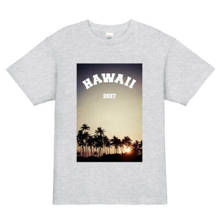 HAWAII(ハワイ)|フォトTシャツ