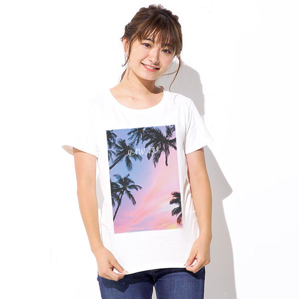 1枚から写真プリントOK!フォトプリントTシャツ