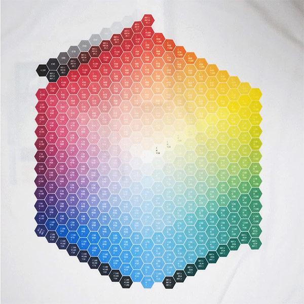 ポロシャツ/ホワイト(ポリエステル100%)