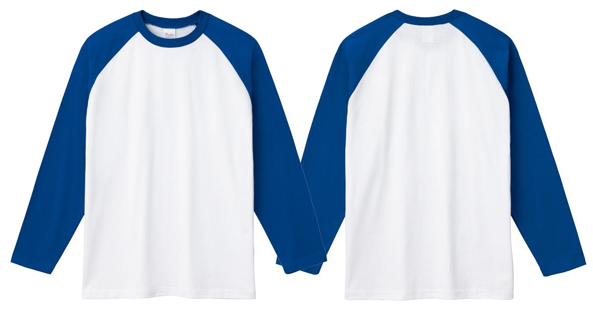 ラグランロングTシャツ