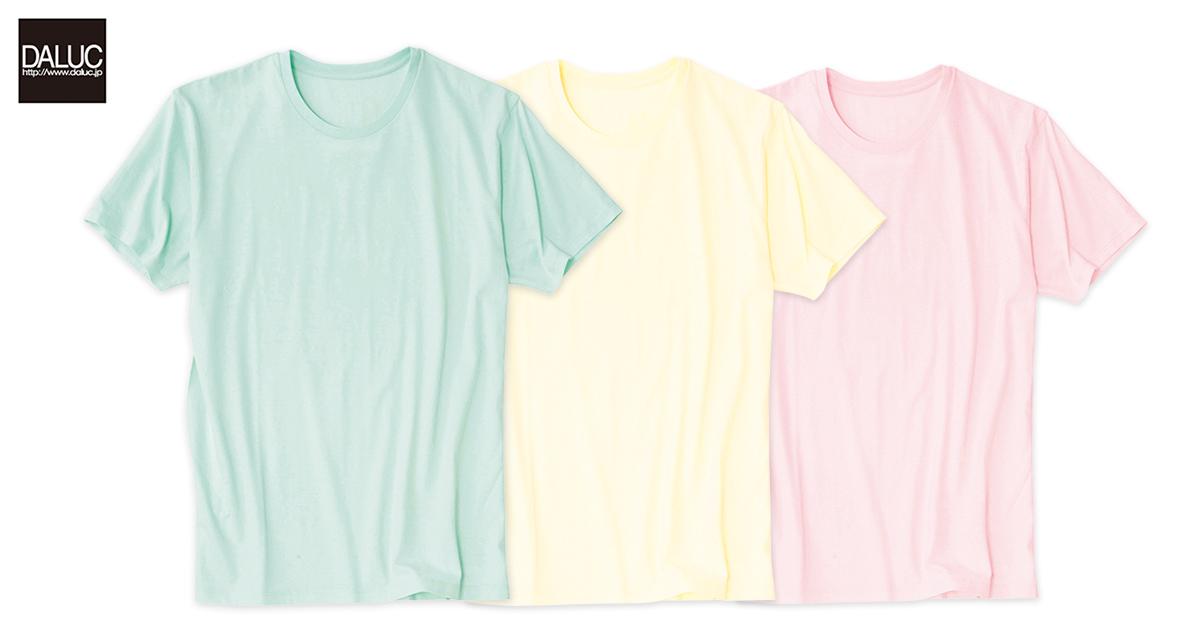 ライトスリムTシャツ