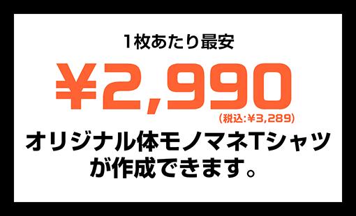1枚あたり2,980円