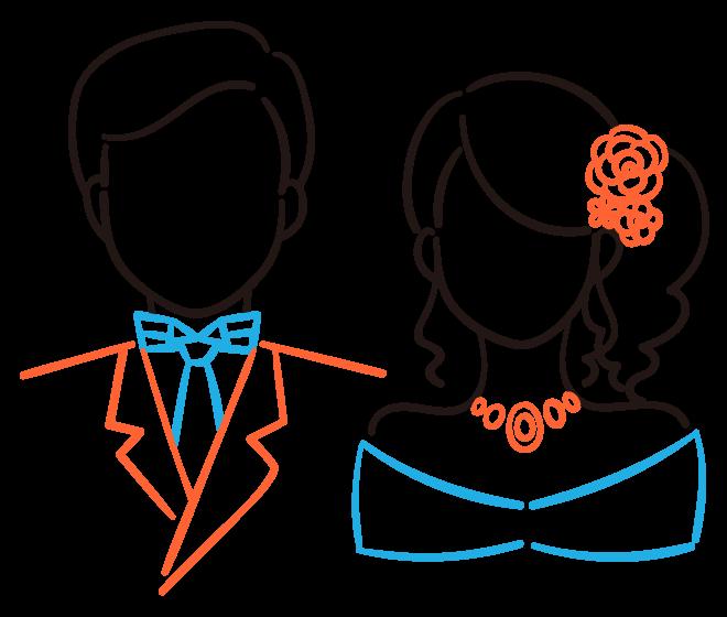 結婚式の余興に!