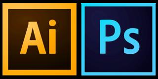 データ入稿 Photoshop, illustrator