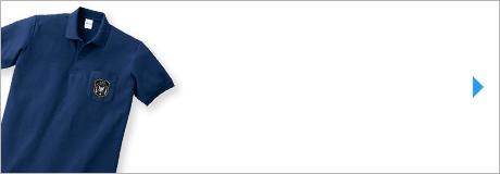 オリジナル半袖ポロシャツ