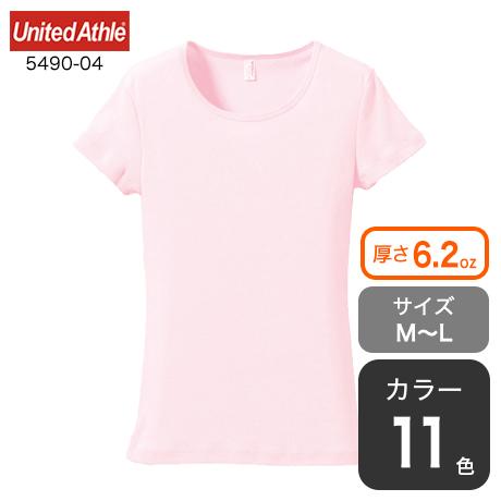 ストレッチフライスレディースTシャツ【Coming Soon】